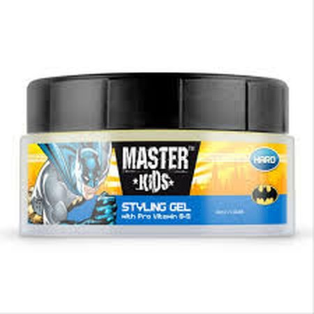 Hair Gel To Help Setting Any Kind Of Hairstyle