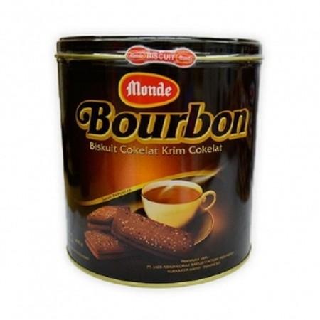 Monde Bourbon Biskuit merupakan biskuit dengan kombinasi berbagai rasa yang dikemas praktis. Terbuat dari bahan berkualitas, ideal menemani saat santai Anda bersama teman maupun keluarga. Rasanya renyah dan sangat digemari oleh semua usia.
