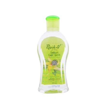 Resik V Sabun Cair Sirih 90 Ml Adalah Sabun Cair Sirih Yang Dapat Digunakan Untuk Membantu Mengurangi Bau Pada Daerah Kewanitaan. Mengandung Ekstrak Daun Sirih Dan Bahan-Bahan Lain Yang Aman Untuk Daerah Kewanitaan. Cocok Digunakan Untuk Yang Menginginkan