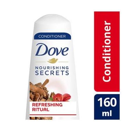 Dove Refreshing Ritual terinspirasi dari ritual perawatan rambut wanitayang Halal dari Timur Tengah dengan formula yang mengandung Oud Scent dan Hibiscus Oil, mengurangi rambut rontok*, membersihkan dan menyegarkan rambut sepanjang hari