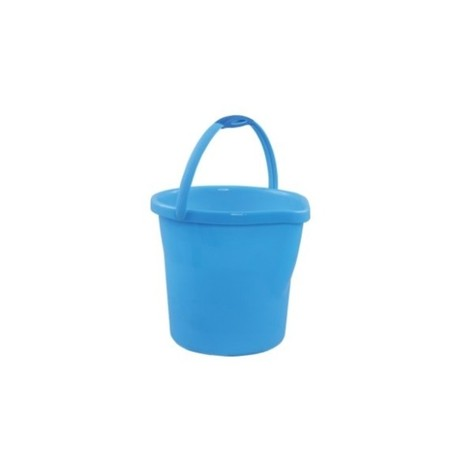 16lt maspion pail. Pail with funnel makes it easy to pour water while mopping. With lid. Colors depending on available stock.