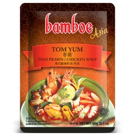 Bamboe Indonesian Instant Spices Were Created To Assist Housewives In Preparing Delicious Traditional Indonesian Dishes At Home Without Having The Hassle Of Mixing So Many Kinds Of Spices To Create The Dish.