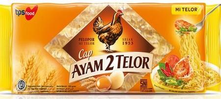 Mie Ayam 2 Telor Merupakan Mie Kering Yang Diproses Secara Higienis Dan Terbuat Dari Bahan Berkualitas Tinggi Sehingga Terjamin Kualitasnya. Mie Ini Mudah Diolah Dan Dikreasikan Menjadi Hidangan Masakan .