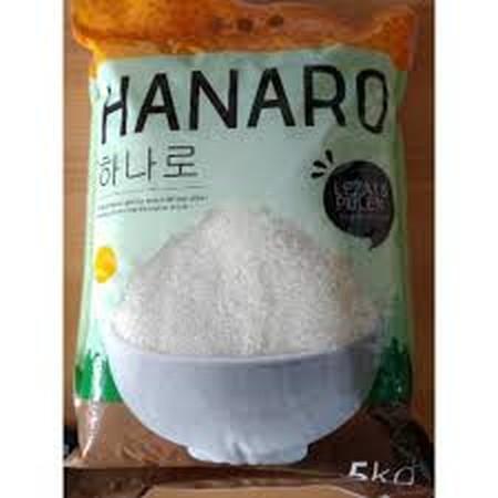 Hanaroo beras korea yang cocok untuk diolah menjadi aneka masakan Korea seperti gimbap, samgakbimbap, perlu untuk dimiliki oleh mereka yang menyukaimasakan Korea.