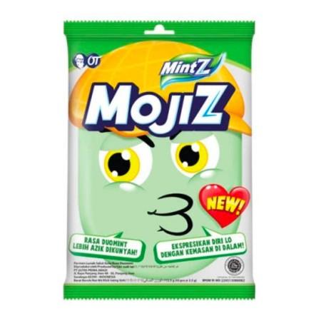 Mintz Mojiz Duomint Bag Merupakan Permen Dengan Duomint Yang Memiliki Mint Yang Fresh Untuk Memberikan Sensasi Rasa Yang Menyegarkan Di Mulut Anda.