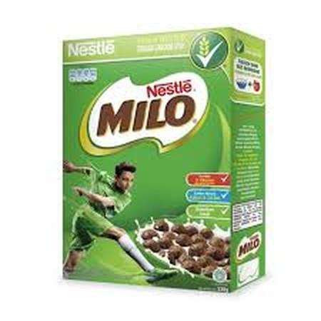 "Nestle Milo Ball Sereal [330 G]Nestle Indonesia Adalah Anak Perusahaan Nestle S.A., Yang Berpusat Di Vevey, Swiss, Dan Telah Beroperasi Selama Hampir 150 Tahun. Moto Nestle ""Good Food, Good Life"" Menggambarkan Komitmen Nestle Untuk Senantiasa Memanfaatkan"