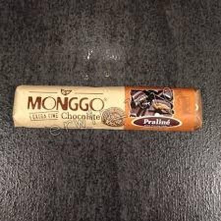 Coklat Monggo Jogja, Praline (Pasta Kacang Mete), coklat produksi dalam negeri yang dibuat dengan menggunakan bahan-bahan berkualitas, disukai oleh tua dan muda.