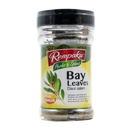 Food Seasonings Made From Selected Bay Leaves To Add Flavor To Your Various Dishes  Jays Bay Leaves Are Ingredients / Food Ingredients From Bay Leaves That Have Been Hygienically Packed In Bottles. This Food Seasoning Can Be Used In Foods Such As Soups, S