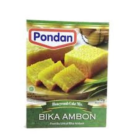 Membuat Bika Ambon tak lagi sulit dengan Pondan Bika Ambon, Tepung premiks kue Bika Ambon yang mudah dibuat, nikmati waktu bersama keluarga dengan menikmati kue tradisional Indonesia.