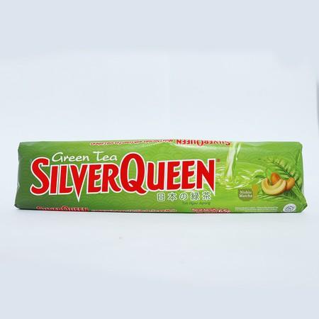 SilverQueen Greentea Cokelat [65 g] merupakan cokelat dengan rasa greentea atau banyak juga dikenal dengan nama matcha. Matcha memberikan sensasi menyegarkan dan menjadi lebih rilex.