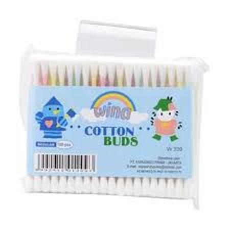 Cotton Bud dengan bahan berkualitas