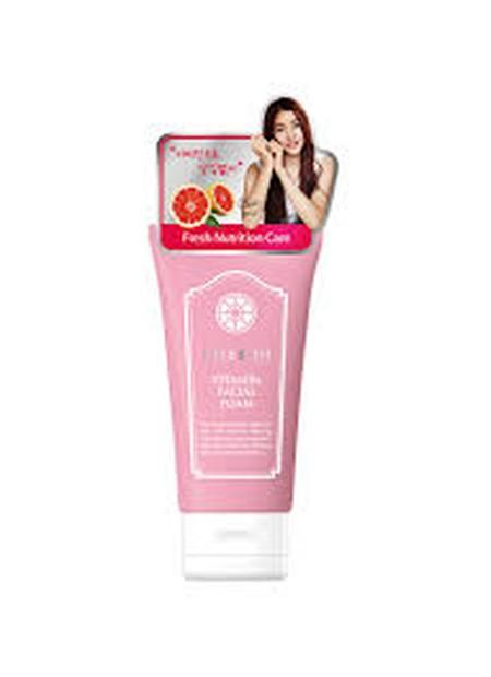Celebon Vitamin Facial Foam merupakan sabun pembersih wajah dengan yang dapat menjaga kelembapan kulit .