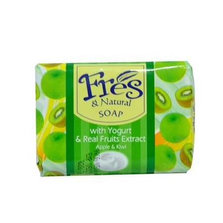 Fres & Natural Soap Is Made With Yogurt And Real Fruit Extracts For Healthy And Refreshed Skin. Has A Sweet Fruity Fragrance To Keep Skin Smelling Fresh All Day.
