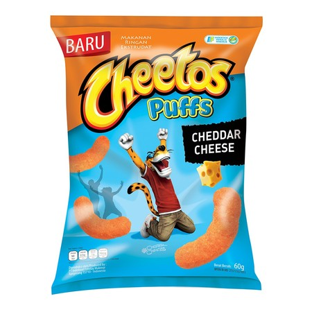 Cheetos Puffs Are Available Now! With New Shape, Awesome New Flavors And In Bigger SizeGuaranteed To Satisfy Your Cravings!
