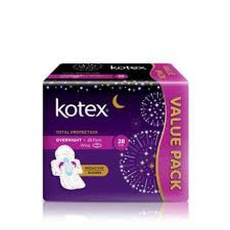KOTEX Soft & Smooth Overnight nyaman digunakan untuk kesegaran bagian kewanitaan Anda. KOTEX Soft & Smooth Overnight ini memiliki teknologi Proactive Guards yang memberikan perlindungan menyeluruh ketika cairan datang tiba-tiba dan dilengkapi dengan New A