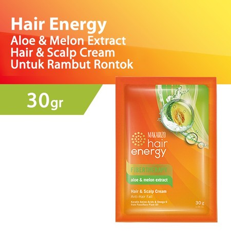 Makarizo Hair Energy Fibertherapy Hair & Scalp Cream Is A Deeply Penetrating And Indulgent Formula That Helps Repair From The Very Core Of The Hair Root So Hair Shaft Is Revived And Brought Back To Health. It Contains Keratin Amino Acids - Nutrients Vital