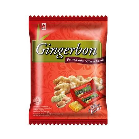 Gingerbon Peanut Butter Adalah Permen Jahe Yang Kaya Akan Rasa Dan Baik Untuk Tubuh. Di Olah Dari Jahe Asli Dengan Tambahan Sentuhan Pasta Kacang Yang Menghadirkan Sensasi Cita Rasa Nan Unik Dan Nikmat. Nikmati Kehangatan Rasa Dan Khasiat Gingerbon Peanut