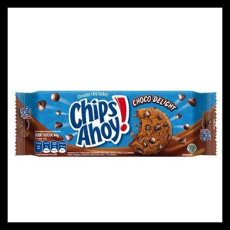 Chips Ahoy Choco Delight 84Gr Chips Ahoy Choco Delight 84Gr Adalah Biskuit Dengan Rasa Cokelat Yang Renyah, Dibuat Dengan Cara Dipanggang. Biskuit Ini Juga Terasa Lebih Mantap Jika Dinikmati Bersama Kopi, Teh, Atau Susu Kesukaan Anda Di Pagi Atau Sore H