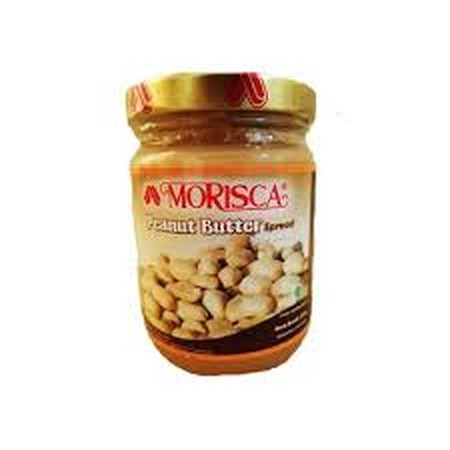 Morisca Spread Peanut Butter Cup 150 Gr, Is A Delicious And Tasty Peanut Butter. Made From Selected Peanuts, The Flavor Of Peanut Butter Is Very Strong And Tastes Like Real Peanuts. Combined With Butter Which Makes It Taste Delicious On The Tongue. Peanut