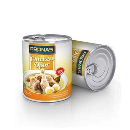 Developed From Traditional Recipes And Prepared With Natural Ingredients. Indonesia Ready Meals Typical Of Pronas Include Practical Packaging To Ensure Ease Of Presentation.  Ingredients: Coconut Milk, Beef (28%), Potatoes, Spices, Sugar, Salt, Modified S