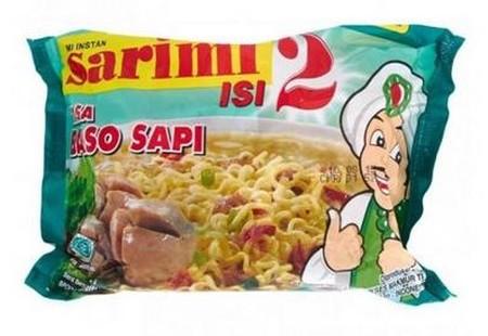 Sarimi Baso Sapi Isi Dua Mie Instan [89686018011] merupakan mie instan yang dibuat dari bahan berkualitas. Dimasak cepat saji. Memiliki rasa bakso sapi.