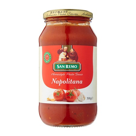 Created With The Finest Ingredients, Using An Authentic Home Style Recipe. Succulent Tomatoes, Onions And Herbs Are Combined To Create This Delicious, Thick And Flavourful Pasta Sauce Ingredients: Diced Tomato (65%), Water, Tomato Paste (6%), Onion (6%),