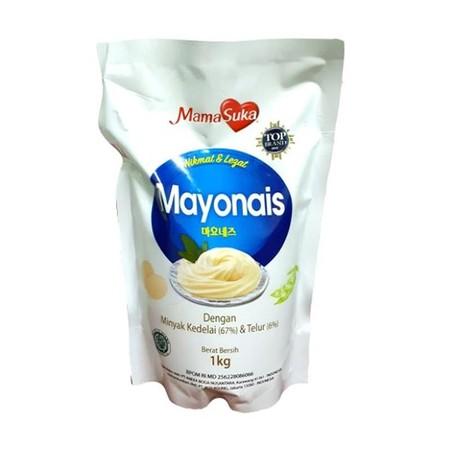 Mayonais Mamasuka Adalah Salah Satu Jenis Saus Emulsi Segar, Berfungsi Untuk Saus Atau Perasa/Bumbu Yang Khas Pada Makanan/Masakan. Dibuat Dari Bahan Utama Minyak Kedelai Murni, Kuning Telur, Ayam Segar Pilihan Dan Cuka Fermentasi (Bukan Kimiawi), Tercipt