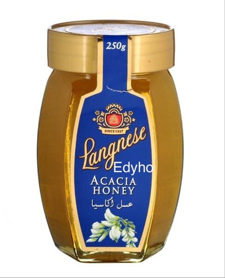 Langnese Acacia Honey Madu 250 G Merupakan Madu Dari Lebah Berkualitas. Tanpa Proses Filterisasi, Pemasakan Maupun Penambahan Bahan-Bahan Lainnya. 100% Madu Murni Mentah. Sangat Bagus Untuk Kesehatan, Kecantikan Serta Meningkatkan Imunitas Dan Menjaga Kes