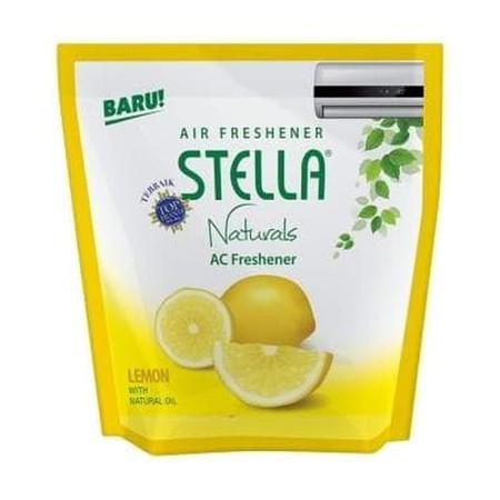 Stella Ac Lemon 80Gr Adalah Pengharum Ruangan Yang Praktis Dan Ekonomis Yang Memberikan Suasana Menyegarkan.