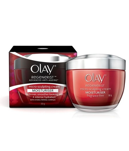 Olay Regenerist Micro-Sculpting Cream Is Olay'S Most Advanced And Award-Winning Best Selling Regenerist Anti-Ageing Cream. It Is The Result Of Over 50 Years Of Olay Research And Formulated With The Most Concentrated Amino-Peptide Complex And Hydra-Firming