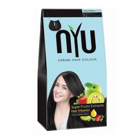 Super fruits extracts hair vitamin. pewarna rambut tanpa amonia pertama dlm kemasan sachet yg sempurna menutup uban. Tanpa rasa takut akan kerusakan pada rambut.