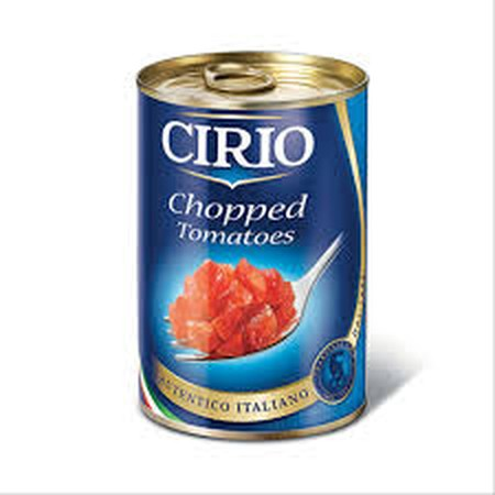 Finest Plum Tomatoes Are Lovingly Carved Into Large Pieces To Preserve The Quality, Consistency And Intense Flavour Of Italy.   Fragrant And Tasty, With A Rich Red Hue, Cirio Brings The Natural Goodness And Freshness Of Tomatoes Picked And Packed The Same