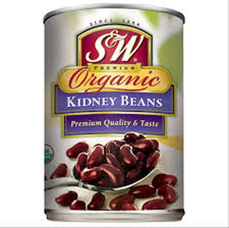Ingredients: Prepared Dark Red Kidney Beans, Water, Sugar, Salt, Firming Agent (Calcium Chloride), Antioxidant (Calcium Disodium Edta)