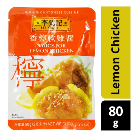 A Ready-To-Use Sauce For Lemon Chicken Dish. Store : Store In A Cool, Dry Place