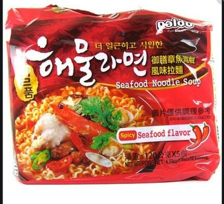 Paldo Ilpoom adalah mie instant terkenal yang berasal dari Korea yang mempunyai rasa seafood yang kuat dan segar
