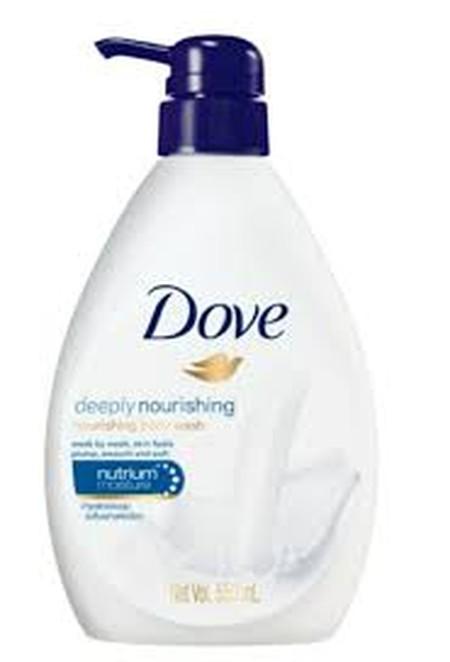 Dove Deeply Nourishing Dengan Nutrium Moisture Dapat Menutrisi Dan Melembabkan Hingga Ke Dalam Lapisan Kulit Lebih Baik Dari Susu, Untuk Menjadikan Kulitmu Lebih Halus, Lembut, Dan Kenyal.