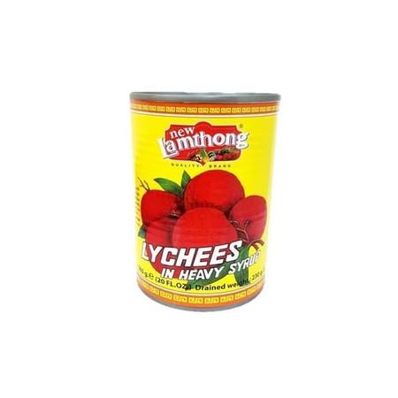 Lamthong Lychees 565Gr Can
