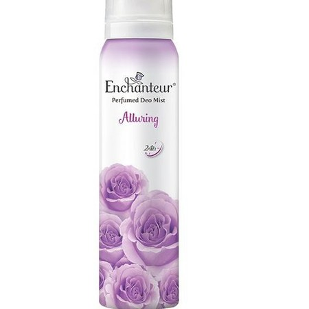Enchanteur Body Mist Alluring Caresses Your Body With Its Seductive Floral Fragrance. Wrap Yourself In The Mystery Of This Luxurious Scent And Reveal Your Mystifying Charisma.