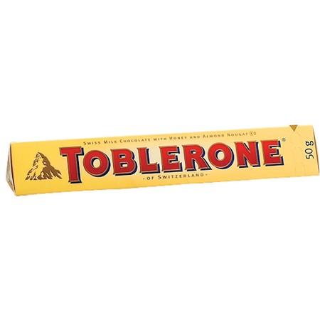 Toblerone Milk Cokelat [50 g] merupakan makanan cokelat yang terbuat dari bahan alami yang sehat dan dapat dinikmati oleh siapapun. Cocok dinikmati kapan saja dan dimana saja bersama keluarga atau kerabat Anda.