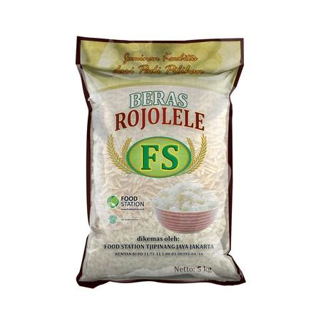 Fs Reguler Rojolele 5Kg Merupakan Beras Premium Yang Berasal Dari Padi Berkualitas Serta Diproses Secara Higienis Dan Tidak Menggunakan Pemutih Atau Pengawet, Sehingga Menghasilkan Beras Yang Berkualitas.