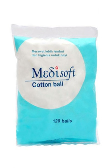 Cotton Ball Wool dengan cotton berkualitas