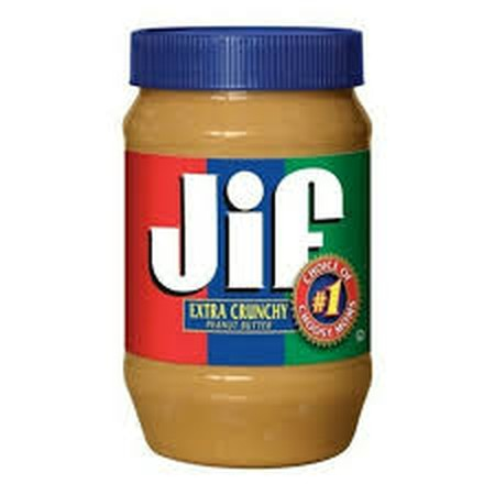 Jif Creamy Peanut Butter 454 Gr Is A Peanut Butter Made From Quality Ingredients And Does Not Contain Preservatives And Is Free Of Sugar, So It Produces A Delicious Taste. Ideal For Breakfast Or A Mixture Of Various Types Of Food And Ice Cream.