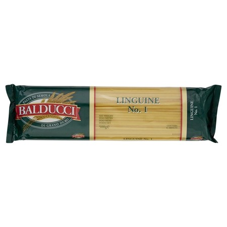 Balducci Linguine Is Made From High Quality Durum Wheat Balducci Pasta Is Great For Customers Seeking A Value For Money Option. Balducci Is Made In Australia And Is Available In A Range Of Traditional Italian Shapes, Both Long And Short Pasta In A Stylish