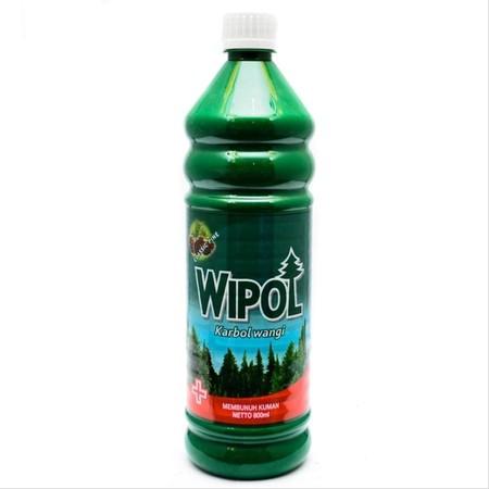 Wipol Karbol Dengan Kandungan Pine Action Dan Wangi Khas Cemara, Efektif Membunuh Kuman Dan Memberikan Manfaat Menyeluruh Pada Lantai Dan Ruangan Anda