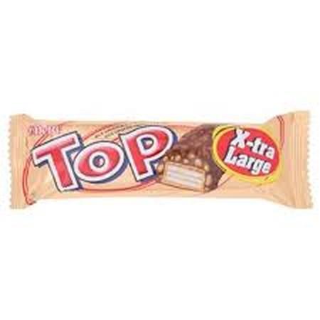 Delfi Top Extra Large Choco Wafer [38 g] merupakan wafer sandwich dengan dibalut karamel rasa coklat yang renyah, enak, dan bergizi. Memiliki citarasa yang nikmat dan lezat yang dapat memanjakan lidah Anda. Dapat menjadi pilihan Anda untuk menikmati waktu