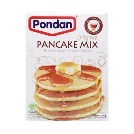 Bahan Premiks Untuk Membuat Pancake Crepes