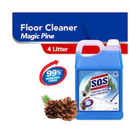 Sos Floor Cleaner Orange Splash [4 L] Merupakan Pembersih Lantai Yang Dapat Membersihkan Dan Membasmi Kuman Di Lantai Anda, Serta Memberikan Aroma Yang Segar Serta Lebih Lama Pada Lantai Anda.    Sos Floor Cleaner. 1. Membunuh Kuman Pada Lantai Dengan Cep