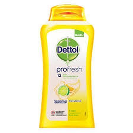 Dettol Body Wash Fresh Merupakan Sabun Cair Untuk Perlindungan Kulit Terhadap Kuman. Formulanya Menawarkan Perlindungan 100% Lebih Baik Dari Kuman. Sabun Cair Ini Mengandung Formula Ph-Balanced Dengan Perlindungan Terpercaya Dari Dettol. Membantu Menjaga
