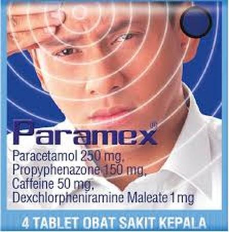meringankan rasa sakit kepala -meredakan sakit gigi -meredakan migrain, maupun sakit kepala bagian belakang. INDIKASI Sakit kepala, migren, sakit gigi, nyeri menstruasi, flu, reumatisme, neuralgia (nyeri saraf) & skiatika (pinggang pegal, linu panggul), d