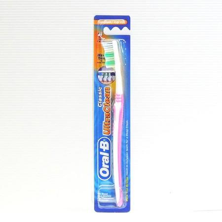 Sikat Dengan bulu sikat yang panjang dan lembut Mampu membersihkan hingga ke sela-sela gigi Desain gagang sikat gigi yang ergonomis sehingga nyaman digenggam. Membuat gigi lebih bersih dan nafas lebih segar.